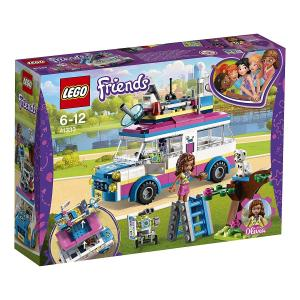 レゴ(LEGO) フレンズ オリビアのドキドキミッションワゴン 41333|tokiwaya