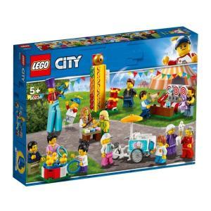 レゴ(LEGO) シティ ミニフィグセット - 楽しいお祭り 60234|tokiwaya