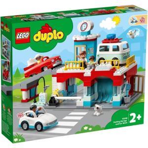 レゴ(LEGO)  デュプロ デュプロのまち ちゅうしゃじょう 10948|tokiwaya