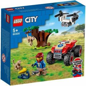 レゴ(LEGO) シティ どうぶつレスキュー バギー 60300|tokiwaya