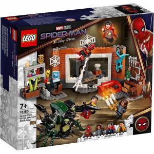 レゴ(LEGO) スーパー・ヒーローズ スパイダーマン サンクタム侵入 76185|tokiwaya