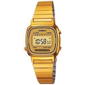 送料込み CASIO カシオ LA670WGA-9 チプカシ レディース キッズ 腕時計