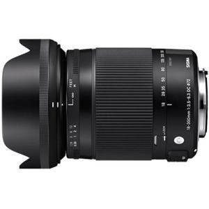 シグマ 18-300mm F3.5-6.3 DC MACRO OS HSM ニコン用