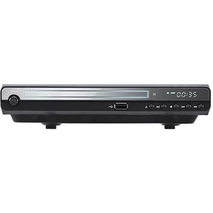 GREEN HOUSE GH-DVP1C-BK(ブラック) HDMI対応DVDプレーヤー|tokka