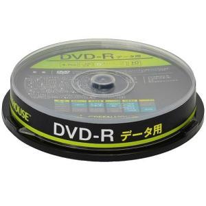 GREEN HOUSE GHDVDRDA10 データ用 DVD-R 4.7GB 一回(追記) 記録 プリンタブル 16倍速 10枚 tokka