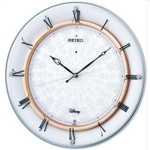 SEIKO FS501W 電波掛け時計