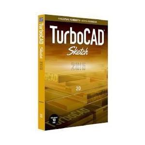 キヤノンITソリューションズ TurboCAD v2015 Sketch 日本語版|tokka