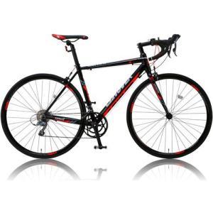 canover ZENOS(ゼノス) 700x23C ロードバイク 25576(レッドブラック)