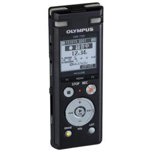 オリンパス DM-720-BLK(ブラック) Voice-Trek ICレコーダー 4GB|tokka