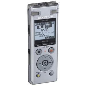 オリンパス DM-720-SLV(シルバー) Voice-Trek ICレコーダー 4GB|tokka