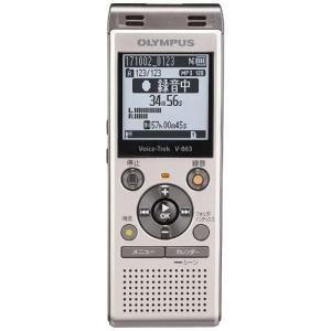 オリンパス V-863 GLD(シャンパンゴールド) Voice-Trek ICレコーダー 8GB|tokka