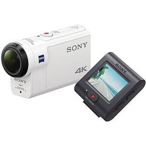 ソニー FDR-X3000R デジタル4Kビデオカメラレコーダー ライブビューリモコンキット アクションカム|tokka