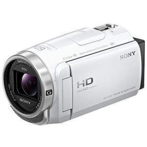 ソニー HDR-CX680-W(ホワイト) デジ...の商品画像