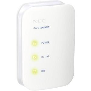 NEC PA-WR8165N-ST AtermWR8165N 無線LANルーター IEEE802.11n/g/b