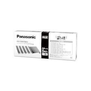 パナソニック KX-FAN190V 純正 FAX用インクフィルム 15m 5本入