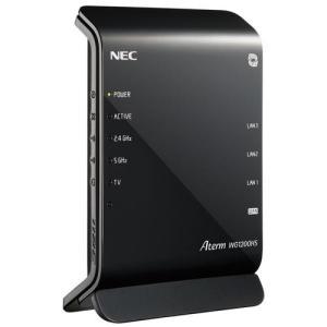 NEC PA-WG1200HS Aterm WG1200HS 無線LANルーター IEEE802.11ac/n/a/g/b|tokka