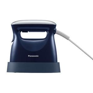 パナソニック NI-FS550-DA(ダークブルー) 衣類スチーマー