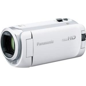 パナソニック HC-W590M-W(ホワイト) デジタルハイビジョンカメラ 64GB|tokka