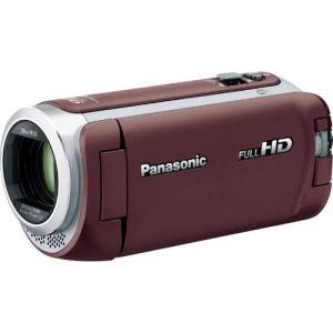 パナソニック HC-W590M-T(ブラウン) デジタルハイビジョンカメラ 64GB|tokka