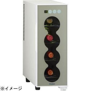 ハイアール JL-FP1C12A-W イエ飲みワインクーラー raccolta(ラコルタ) 4本収納|tokka