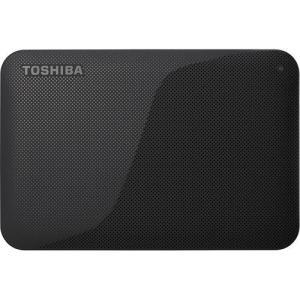 東芝 HD-AC10TK(ブラック) ポータブルHDD 1TB USB3.0接続