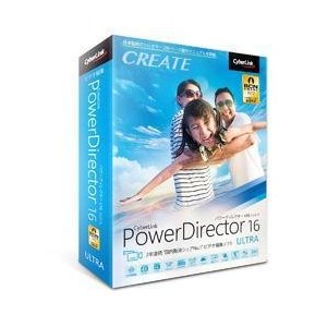CyberLink PowerDirector 16 Ultra 通常版|tokka