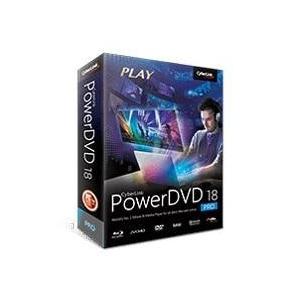 CyberLink PowerDVD 18 Pro 通常版|tokka
