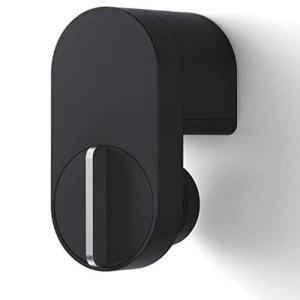 ■Qrio Lockはスマホでカギを操作するスマートロック■センサー付きのオートロックで自動施錠。■...