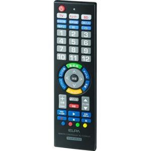 エルパ RC-TV006UD マルチリモコン|tokka
