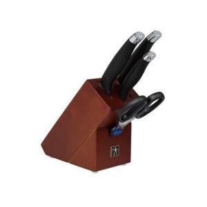 ツヴィリングJ.A.ヘンケルス HI スタイル ナイフブロックセット 5P 16717-015|tokka