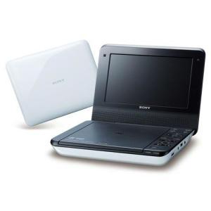 ソニー DVP-FX780-W(ホワイト) ポータブルDVDプレーヤー|tokka