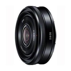 ソニー E 20mm F2.8|tokka