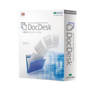 メディアドライブ DocDesk 1ライセンス tokka