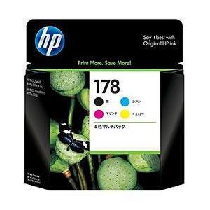 HP CR281AA 純正 HP178 インクカートリッジ 4色マルチパック|tokka