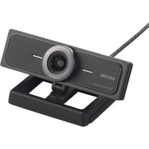 バッファロー BSW200MBK(ブラック) 200万画素WEBカメラ マイク内蔵|tokka