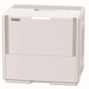 ■壁にピタッと置ける側面吸気。大容量ツインタンク■素早く加湿できるハイブリッド式■清潔に使用できるA...