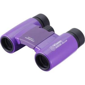 ビクセン アリーナ H 8X21WP(パープル) 8倍双眼鏡|tokka