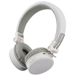 オーム電機 HP-W300N-W(ホワイト) AudioComm ワイヤレスヘッドホン|tokka