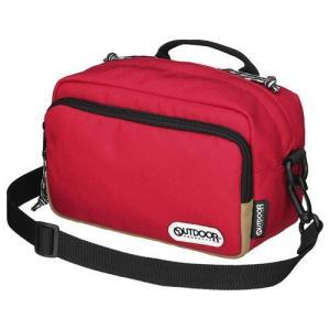 ハクバ ODCSB03RD(レッド) OUTDOOR PRODUCTS カメラショルダーバッグ03|tokka