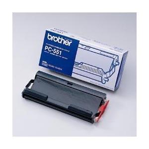 ブラザー PC-551 純正 FAX用リボンカ...の関連商品8
