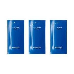 パナソニック ES-4L03 シェーバー洗浄充電器専用洗浄剤 3個入|tokka