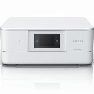 エプソン Colorio(カラリオ) EP-879AW(ホワイト) インクジェット複合機 A4対応