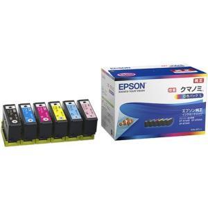エプソン KUI-6CL-L 純正 インクカートリッジ 6色パック 増量タイプ|tokka