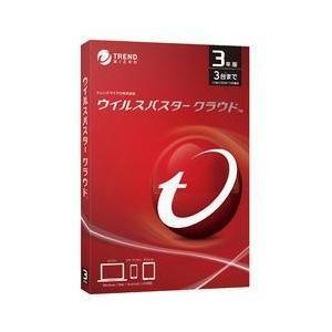 トレンドマイクロ ウイルスバスター クラウド 3年版 Win&Mac&Android TICEWWJCXSBUPN3701Z|tokka