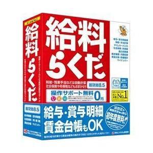 BSLシステム研究所 給料らくだ8.5普及版 Win|tokka