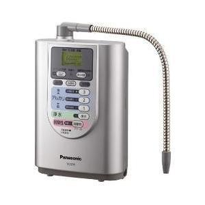 【長期保証付】パナソニック TK7208P-S(クリスタルシルバー) アルカリイオン整水器