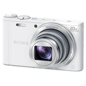 【長期保証付】ソニー Cyber-shot DSC-WX350-W(ホワイト)