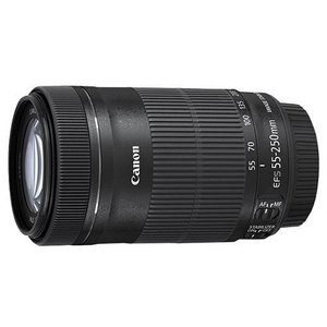 【長期保証付】CANON EF-S55-250mm F4-5.6 IS STM