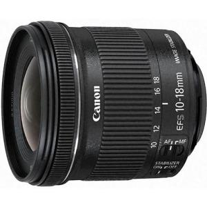 【長期保証付】CANON EF-S10-18mm F4.5-5.6 IS STM|tokka