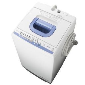 【長期保証付】日立 NW-T74-A(ブルー) 白い約束 全自動洗濯機 洗濯7kg|tokka